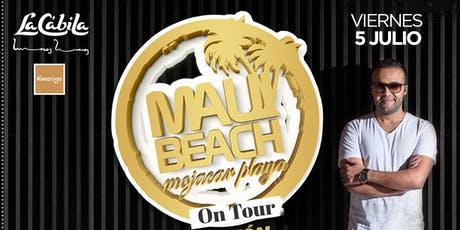 MAUI BEACH On Tour entradas