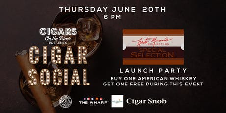 CIGAR SOCIAL: Nestor Miranda Collection Launch Party tickets