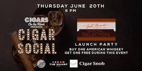 CIGAR SOCIAL: Nestor Miranda Collection Launch Party tickets