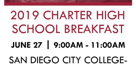 San Diego City College -Charter School Breakfast tickets