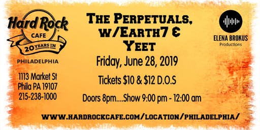Perpetuals / Earth7 / Yeet