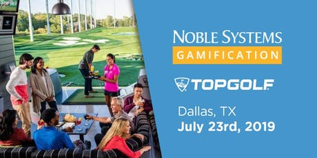 Tee It Up With Noble Gamification tickets
