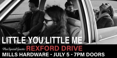 Little You Little Me + Rexford Drive tickets