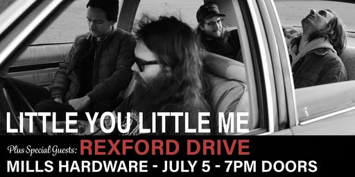 Little You Little Me + Rexford Drive