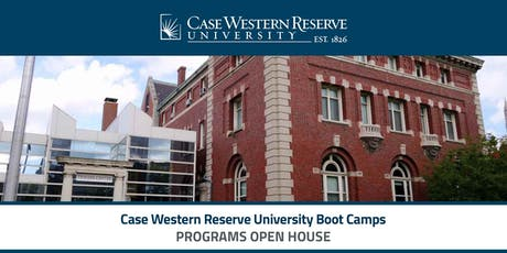 CWRU Boot Camp Open House June 25th tickets