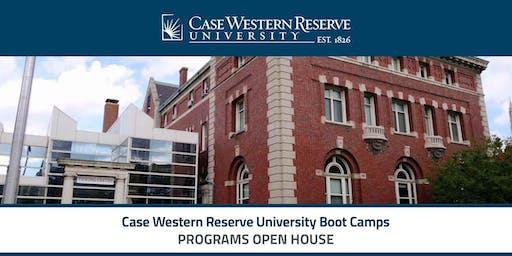 CWRU Boot Camp Open House June 25th