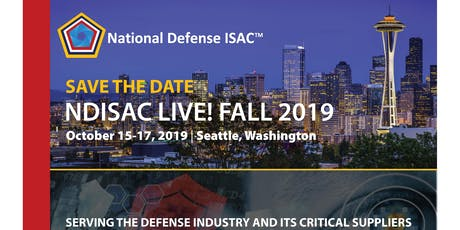 ND-ISAC Live! Fall 2019  tickets