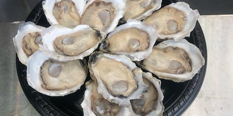Oyster Happy Hour  tickets