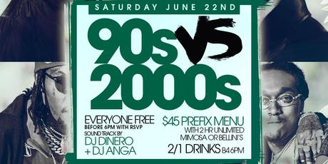 SWAGGA_L PRESENT 90's & 2000's HIPHOP VS R&B • BRUNCH DAY PARTY • AT KATRA FREE W/RSVP tickets