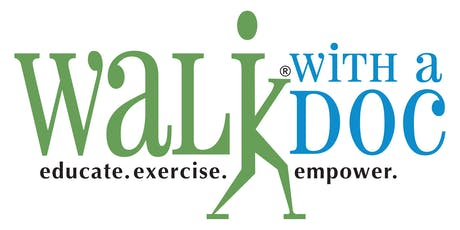 """Walk with a Doc"" Series  tickets"