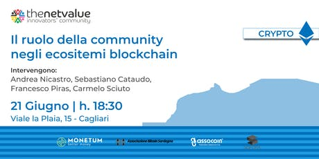 Il ruolo della Community negli ecosistemi blockchain biglietti