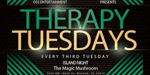 Therapy Tuesdays Island Vibez
