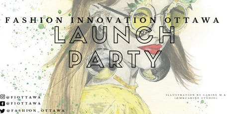 Fashion Innovation Ottawa Launch Party tickets