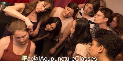 Gellis Facial Acupuncture CEU certification class