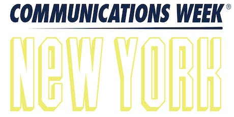 Communications Week New York tickets