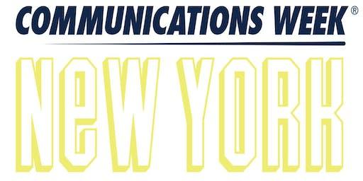 Communications Week New York