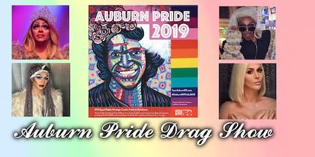 Auburn Pride 2019 Drag Show & DJ Dance Party tickets