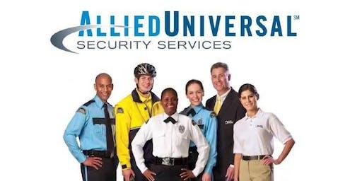 Hiring Event: Security Officers/ Neighborhood Ambassadors