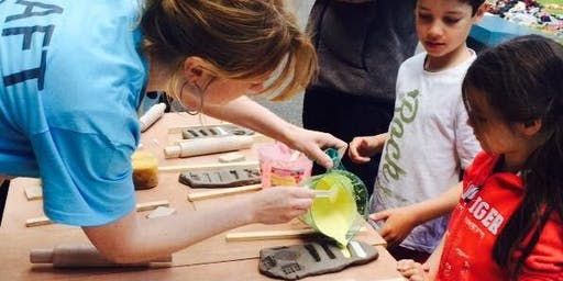 Children's Craft Workshops for Kilkenny Arts Festival