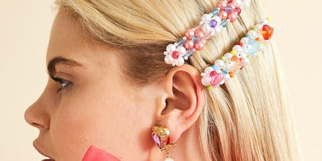 HOW TO CREATE A JEWELLERY LINE talk by Sinead Flood, July Child tickets