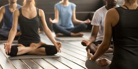 Ateliers Yoga sur la Terrasse du Comptoir de Maurice billets