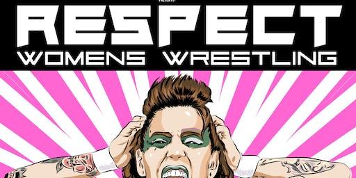 RESPECT VOL 6 (Women's Wrestling)