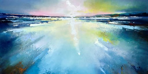 Meet  acclaimed artist Anna Gammans at Whitewall Salisbury
