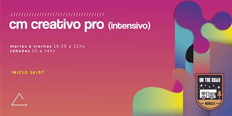 CM PRO Intensivo (Mendoza) entradas