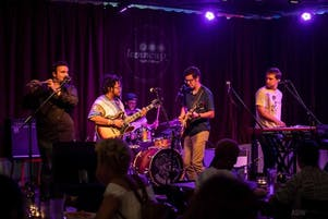 College Night with: Baker Street and Walrus Junction