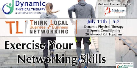 Exercising Your Networking Skills tickets