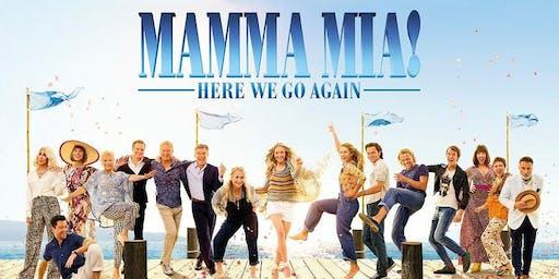 Cheam Open Air Cinema - Mamma Mia! Here We Go Again