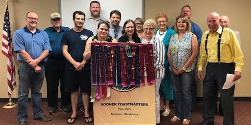 Sooner Toastmasters 65th Anniversary