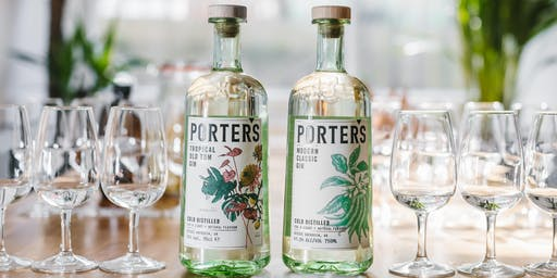 Porter's Gin Micro Distillery Visit