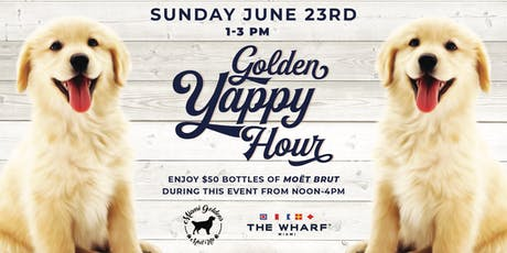 Golden Yappy-Hour with Miami Goldens Meet Up tickets