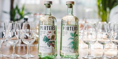 Porter's Gin Micro Distillery Visit tickets