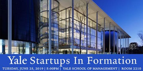 Yale Startups in Formation tickets