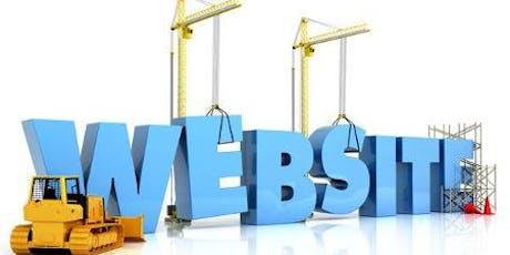Costruisci il tuo sito web! (11-14 anni) biglietti