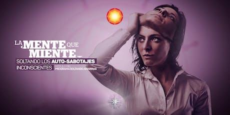 LA MENTE QUE MIENTE/ Maldonado/ Uruguay entradas