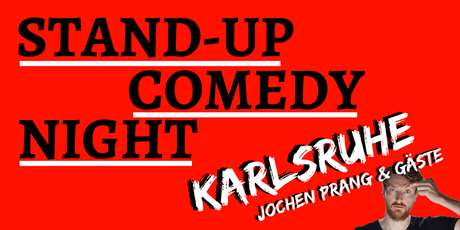 Karlsruhe: Stand-up Comedy Night - #7 billets