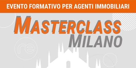 Masterclass MLS Milano biglietti