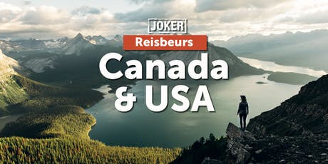 Reisbeurs Canada & USA tickets