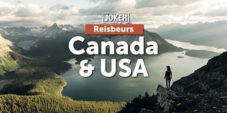 Reisbeurs Canada & USA billets