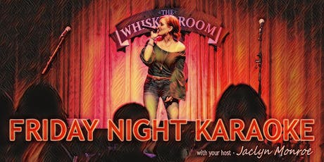 FRIDAY NIGHT KARAOKE tickets