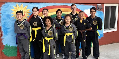 Kids and Teens Martial Arts Training in Rye Brook NY / First Class is FREE. tickets