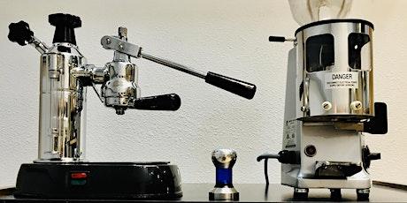 Home Espresso Class tickets