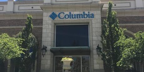 Columbia Sportswear celebrates Grand Opening at Station Park with Story Sla tickets
