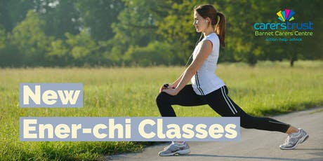 NEW! Ener-chi exercise classes for carers tickets