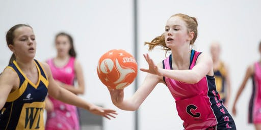 CENA Junior Netball Trials