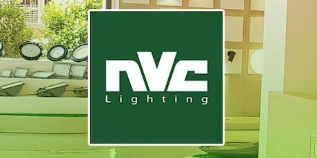 Aperitivo Showroom NVC biglietti