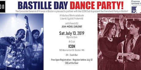 Bastille Day Dance Party! billets